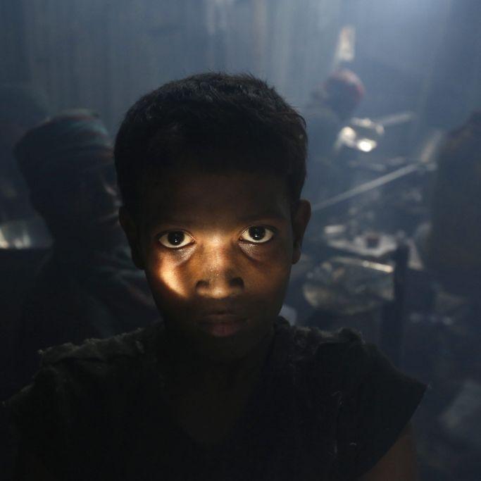 Kann Kinderarbeit bis 2016 abgeschafft werden? (Foto)