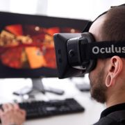 Oculus kooperiert bei VR-Brille Rift mit Microsoft (Foto)