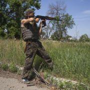 Brüchige Waffenruhe in der Ostukraine: Sechs Tote (Foto)