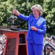Hillary Clinton will für US-Mittelschicht kämpfen (Foto)