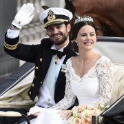 Tanz, Torte, Tattoo: Die schönsten Bilder der royalen Hochzeit (Foto)