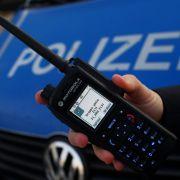 Bonn: Polizisten funken Goebbels-Parole (Foto)