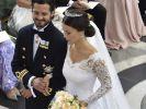 Hochzeit in Schweden. (Foto)