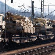 Bericht: USA wollen schwere Waffen in Osteuropa lagern (Foto)
