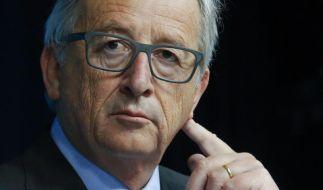Juncker bricht Vermittlungsversuch im Griechenland-Streit ab (Foto)
