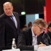 Linke-Chefs nominieren Nachfolger Gysis (Foto)