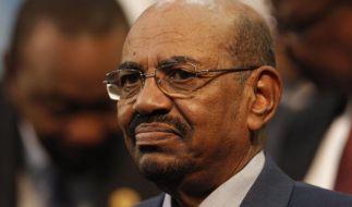 Sudans Präsident droht in Südafrika die Festnahme (Foto)