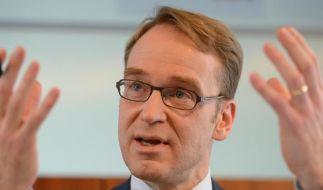 Bundesbank-Präsident Weidmann: Zeit für Griechenland läuft ab (Foto)