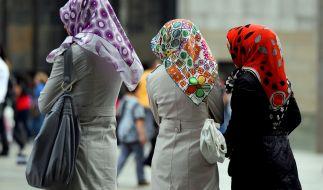 Frauen werden in der Türkei immer wieder Opfer von Gewalt. (Foto)