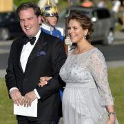 Prinzessin Madeleine bringt zweites Kind zur Welt (Foto)