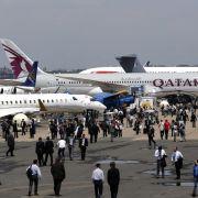 Flugsalon startet mit Großaufträgen für Airbus und Boeing (Foto)