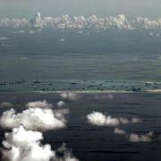 China will Landgewinnung im Südchinesischen Meer abschließen (Foto)