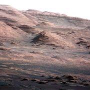 Methan in Marsmeteoriten - Energiequelle für Mikroben? (Foto)