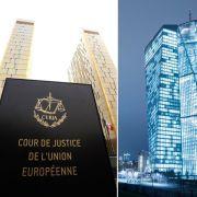 EU-Gericht stärkt EZB-Kurs (Foto)