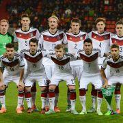 DFB-Nachwuchs schafft nur Remis gegen Serbien (Foto)