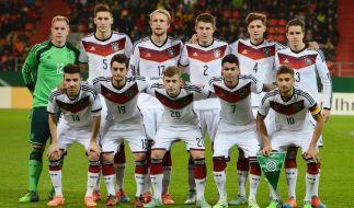 Deutschland musste im Auftakt-Spiel der U21 gegen Serbien ran. (Foto)