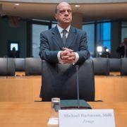 Schickte die SPD-Spitze im Fall Edathy Hartmann vor? (Foto)