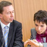Petry will bei AfD-Bundesparteitag gegen Lucke antreten (Foto)