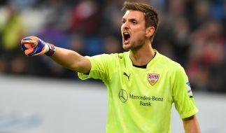 VfB-Stammkeeper Sven Ulreich wechselt zum FC Bayern München. (Foto)