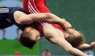Bei den Europaspielen 2015 steht heute Ringen auf dem Programm. (Foto)