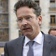 Wahl von Eurogruppenchef wird verschoben (Foto)