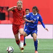 Frauenfußball in TV und Live-Stream: So verpassen Sie nichts! (Foto)