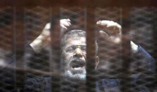 Deutschland will Aufhebung von Mursi-Todesurteil (Foto)
