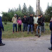 Ungarn will Grenze zu Serbien mit Zaun dichtmachen (Foto)