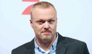 Stefan Raab beendet seine TV-Karriere. (Foto)