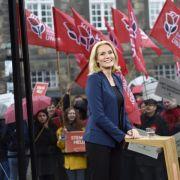Dänen wählen ein neues Parlament (Foto)