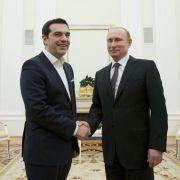 Russen und Europäer bauen zwei neue Stränge für Nord Stream (Foto)