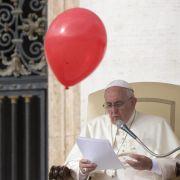 Papst prangert in Öko-Enzyklika «armselige» Politik an (Foto)