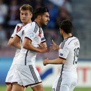 Halbfinale im Visier! Deutschland macht Dänemark platt (Foto)