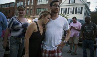 Neunfacher Mord: Entsetzen nach Blutbad in US-Kirche (Foto)