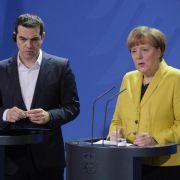 Griechenlandkrise wird zur Chefsache (Foto)