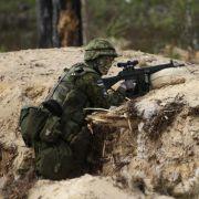 Nato-General: Balten sollten günstig gute Waffen bekommen (Foto)