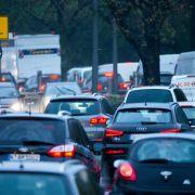 Stau auf Autobahnen - Hier wird es am 20./21. Juni eng (Foto)