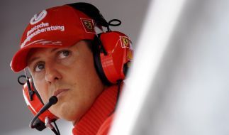 Michael Schumacher hält immer noch den Rundenrekord in Spielberg. (Foto)