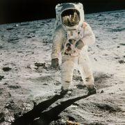 Kommitee soll Mysterien um erste Mondlandung klären (Foto)