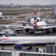 Leiche auf Londoner Dach:Blinder Passagier aus Jet gestürzt? (Foto)