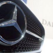 Daimler verkauft ostdeutsche Mercedes-Häuser anChinesen (Foto)