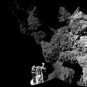 Landeroboter «Philae» wärmt sich langsam auf (Foto)