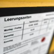 Poststreik: Freiwillige sollen Sendungen verteilen (Foto)