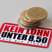 Forscher warnen vor schneller Erhöhung des Mindestlohns (Foto)