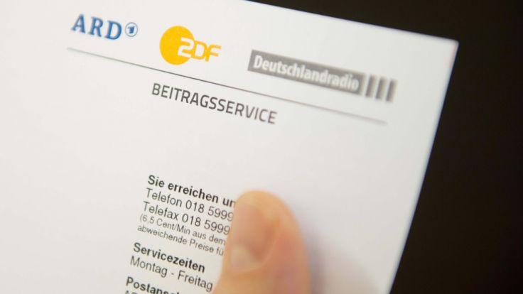 Immerhin vier Millionen Deutsche weigern sich, Rundfunkgebühren zu zahlen. (Foto)