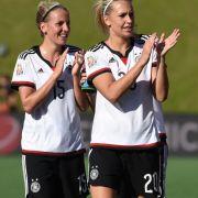 4:1 gegen Schweden! Deutschland schießt sich ins Viertelfinale (Foto)