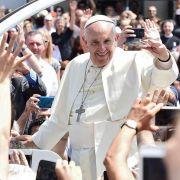 Der Papst im Drogenrausch? Er will Kokain-Stoff naschen (Foto)