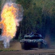 Wehrbeauftragter fordert mehr Waffen für die Bundeswehr (Foto)