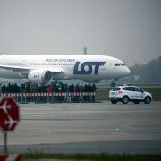 Flugverkehr polnischer Airline LOT nach Hackerangriff wieder normal (Foto)