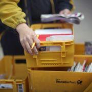 Verdi streikt schon 3 Wochen - Post-Lager extrem überfüllt (Foto)